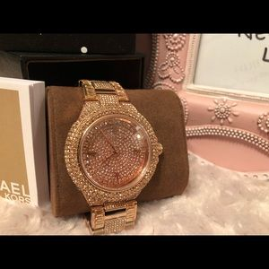MICHAEL KORS Watch Camille Rose Gold